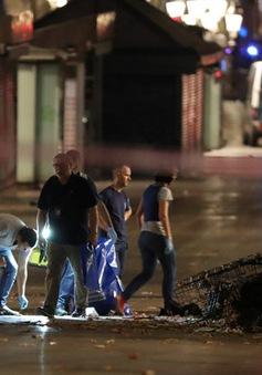 Kẻ lái xe tấn công khủng bố ở Barcelona có thể vẫn còn sống