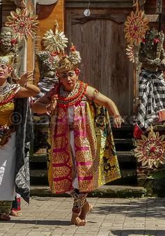 Indonesia bảo tồn múa cổ truyền Barong