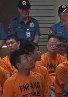 Philippines bắt giữ 43 người nước ngoài nghi bắt cóc con tin