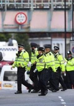 Anh bắt thêm nghi can khủng bố tàu điện ngầm ở London