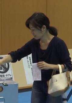 Bầu cử Nhật Bản: Đảng  Dân chủ Tự do LDP nhiều khả năng chiến thắng