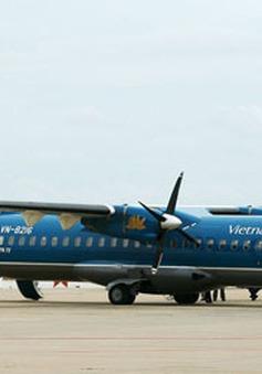 Hủy 10 chuyến bay đến các sân bay miền Trung do bão số 2