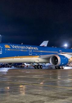 4 chuyến bay của Vietnam Airlines phải chuyển hướng do mưa giông