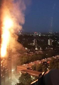 Đã có cảnh báo cháy nổ trước thảm kịch tại chung cư Grenfell