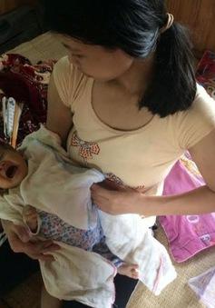 Tiếng khóc ngằn ngặt của bé 3 tháng tuổi mang nhiều căn bệnh quái ác