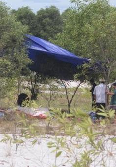 Tập trung điều tra vụ án bé trai 6 tuổi bị sát hại ở Quảng Bình