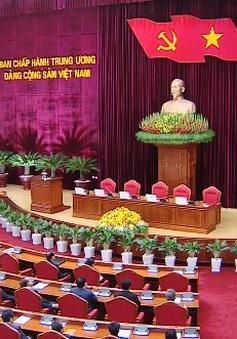 Bế mạc Hội nghị Trung ương 6 khóa XII