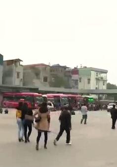 Hà Nội giảm ùn tắc nhờ điều chuyển luồng tuyến xe khách