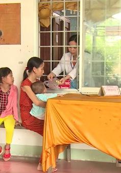 Phòng chống bệnh lao ở phụ nữ mang thai và trẻ em