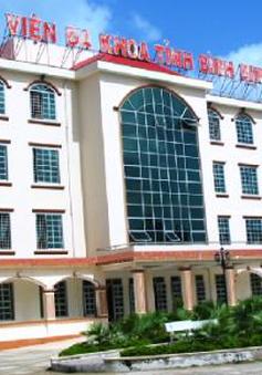 Cách chức một Phó Trưởng khoa Bệnh viện đa khoa tỉnh Bình Định