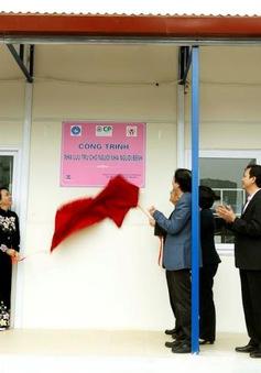 Bệnh viện K xây nhà lưu trú cho người nhà bệnh nhân ung thư
