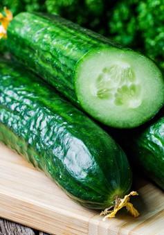 Những loại rau, quả chứa nhiều nước nhất, tốt cho cơ thể