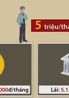 Đóng bảo hiểm xã hội hay gửi tiền tiết kiệm có lợi hơn?