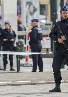 Bỉ diễn tập chống khủng bố