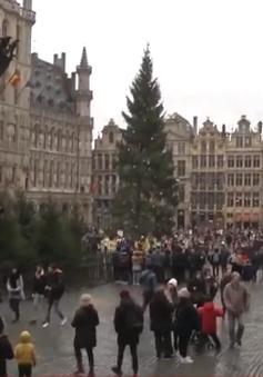 Bỉ triển khai hoạt động đón năm mới 2018