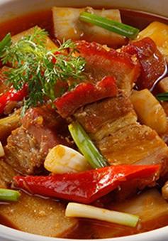 Củ hủ dừa kho tộ - Món ngon khiến vạn người mê
