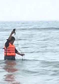 Chất lượng môi trường biển miền Trung đã ổn định, an toàn