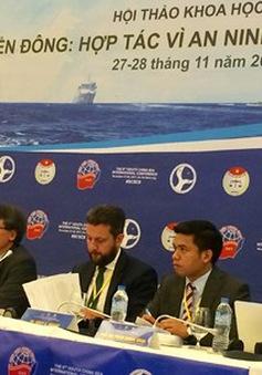 """""""Biển Đông: Hợp tác vì an ninh và phát triển trong khu vực"""""""