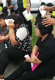 60 người bị thương trong 2 vụ nổ liên tiếp ở Thái Lan
