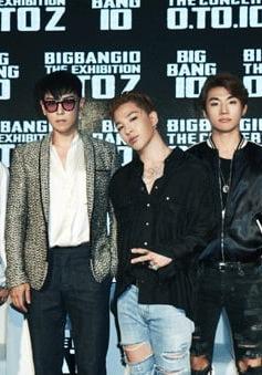 Big Bang tổ chức concert lớn vào cuối năm