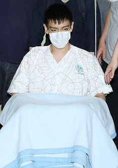 T.O.P đã lấy lại ý thức và xuất viện
