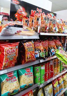 Năm 2017, người Việt chi gần 8.000 tỉ đồng ăn snack