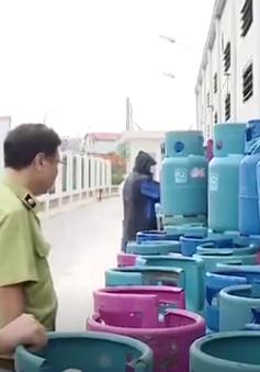 Hàng nghìn vỏ bình gas bị bán làm sắt vụn