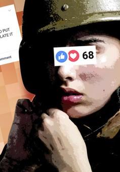 """Cuộc sống đảo lộn của nạn nhân vụ bê bối ảnh """"nóng"""" trong quân đội Mỹ"""