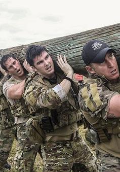 Binh sĩ Mỹ khổ luyện tác chiến trong môi trường khắc nghiệt