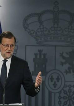 Thủ tướng Tây Ban Nha kêu gọi người dân Catalonia đi bầu cử