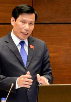 Bộ trưởng Bộ VH-TT&DL nhận trách nhiệm trước Quốc hội