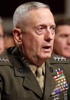 Bộ trưởng Bộ Quốc phòng Mỹ sắp thăm Ấn Độ