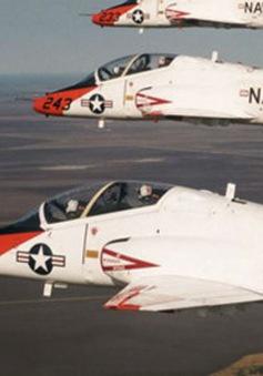 Máy bay của hải quân Mỹ mất tích