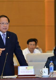 TRỰC TIẾP phiên chất vấn Bộ trưởng Bộ Thông tin và Truyền thông Trương Minh Tuấn