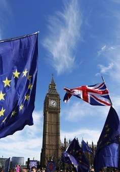 Anh - EU đạt thỏa thuận về quan hệ tương lai