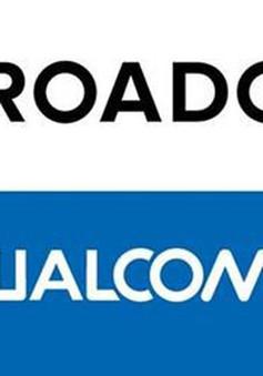 Broadcom đề nghị mua lại Qualcomm với mức giá kỷ lục