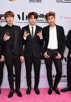 BTS - Nhóm nhạc Kpop đầu tiên thắng giải tại Billboard Music Awards