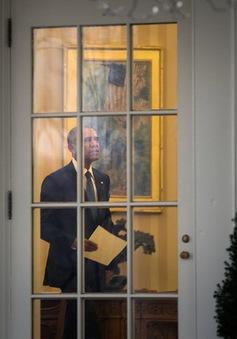 Hé lộ bức thư ông Obama gửi Tổng thống Trump lúc rời Nhà Trắng