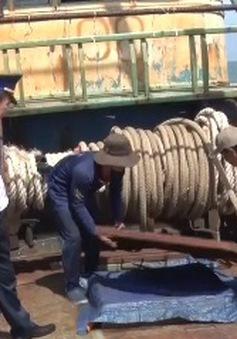 Tình trạng buôn lậu dầu trên biển ngày càng phức tạp