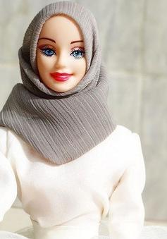Búp bê Barbie mang phong cách Hồi giáo