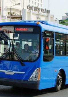 Từ 1/7, TP.HCM sẽ có thêm 26 xe bus chạy nhiên liệu sạch