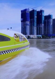 Tuyến bus sông góp phần giảm kẹt xe, tạo đà phát triển du lịch TP.HCM