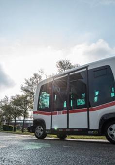 Đức chạy thử nghiệm xe bus không người lái