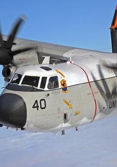 Mỹ, Nhật Bản xác nhận 3 người mất tích trong vụ máy bay rơi ở Thái Bình Dương