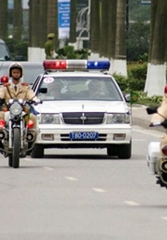 Đảm bảo trật tự an toàn giao thông phục vụ Hội nghị APEC