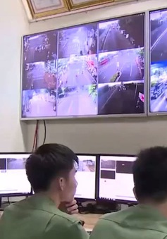 Camera giám sát giao thông tại Quảng Ngãi nhận diện vi phạm 24/24h