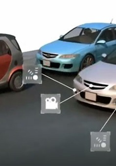 Sony cung cấp camera đặc biệt dành cho xe tự lái