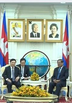 Tăng cường hợp tác Việt Nam - Campuchia