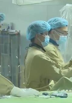 Bệnh viện Đa khoa Phú Yên triển khai tim mạch can thiệp