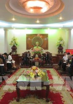 Cần Thơ muốn hợp tác với Nhật Bản trong nông nghiệp chế biến và y tế
